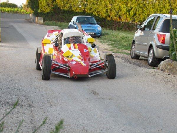 petit test pour les freins