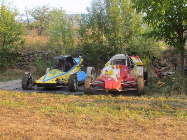 Autocross d Olargue le 09/09/212