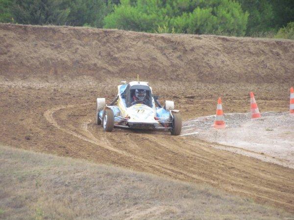 pas de chance pour le TEAM RS moteur casse