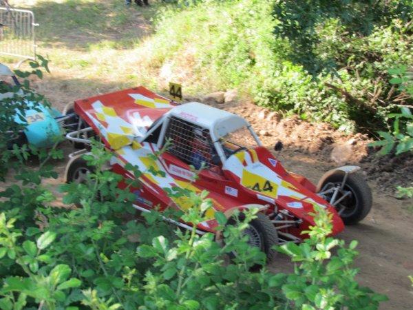 Autocross Olargues 16/06/2013