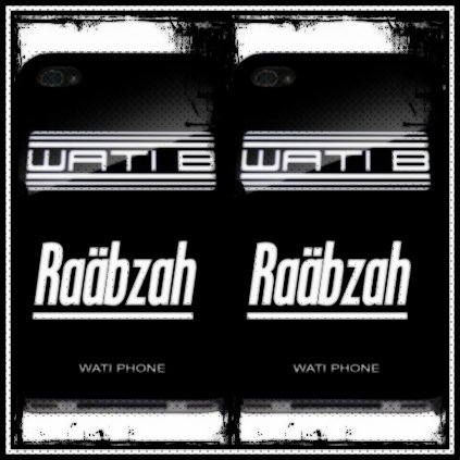 Raäbzah Officiel & Wati.B