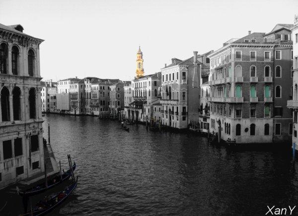 Venise, mon amour, mon amante.