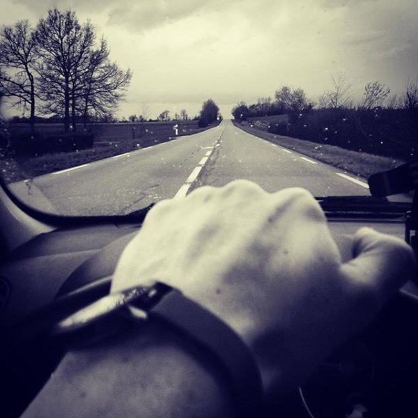 « En route, le mieux c'est de se perdre. Lorsqu'on s'égare, les projets font place aux surprises et c'est alors, mais alors seulement, que le voyage commence. »