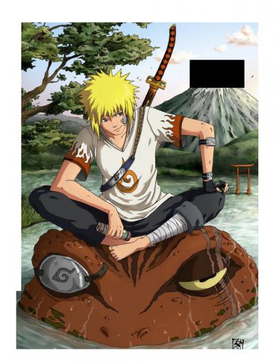 Le retour de Naruto