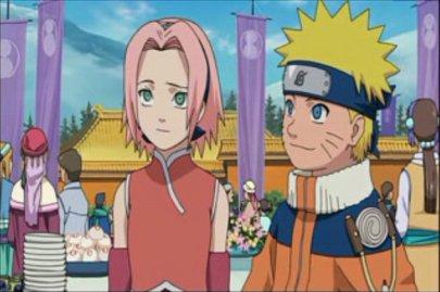 Sai et Yuuki ont entendu Naruto et Sakura