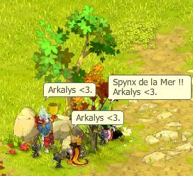 Team Spynx >> Arkalys <<