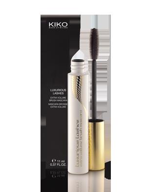 Rubrique Maquillage: Le Mascara chez KIKO.♥
