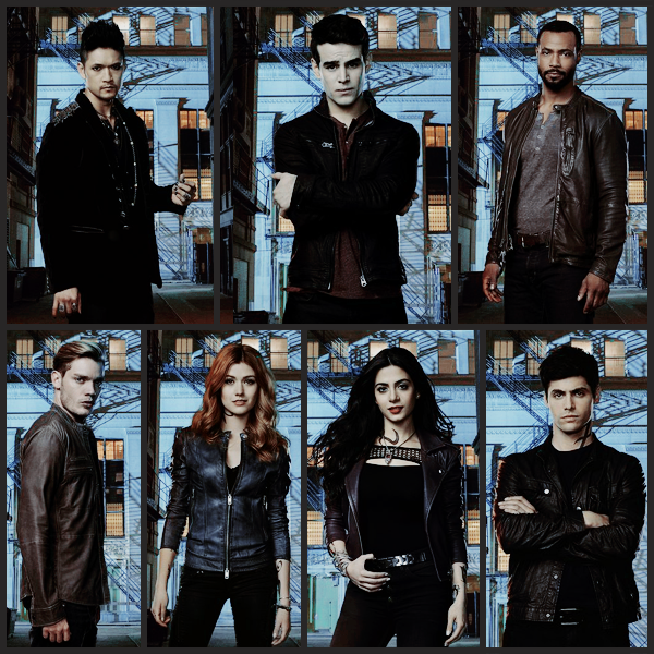Shadowhunters - Season 2 Characters