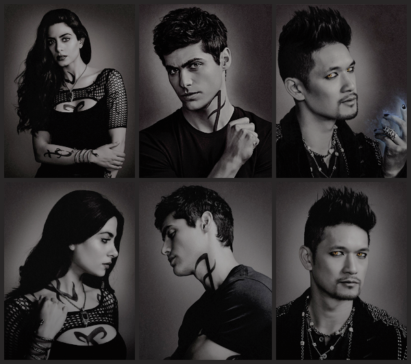 Shadowhunters - Season 2 Portraits