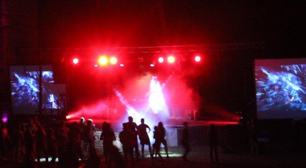 ELECTRO NIGHT FESTIVAL ANIME PAR J.NOEL CARON