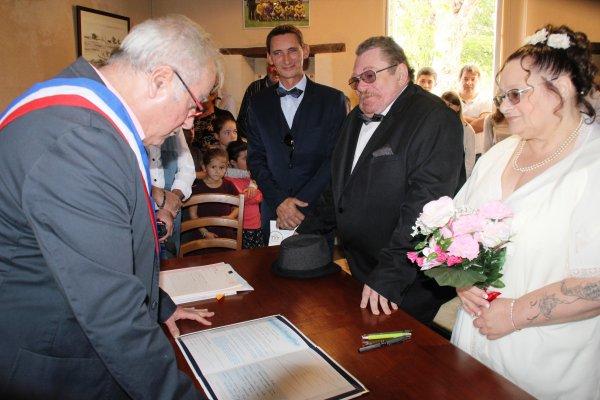 UN FABULEUX MARIAGE