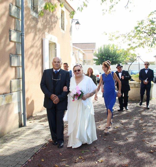 UN FABULEUX MARIAGE A SAINT-SEURIN