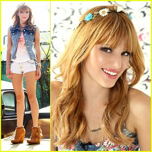news news news sur bella thorne <3
