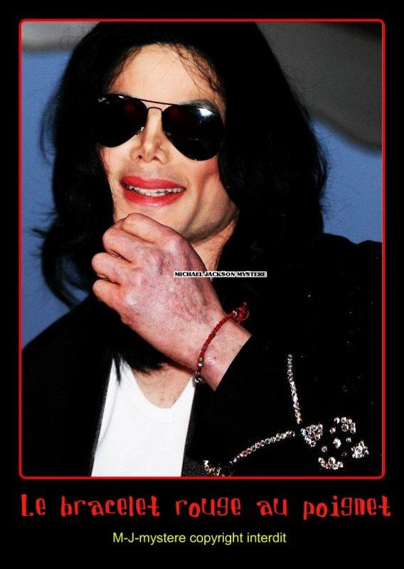 Articles De Michael Jackson Mystere Taggés Le Bracelet