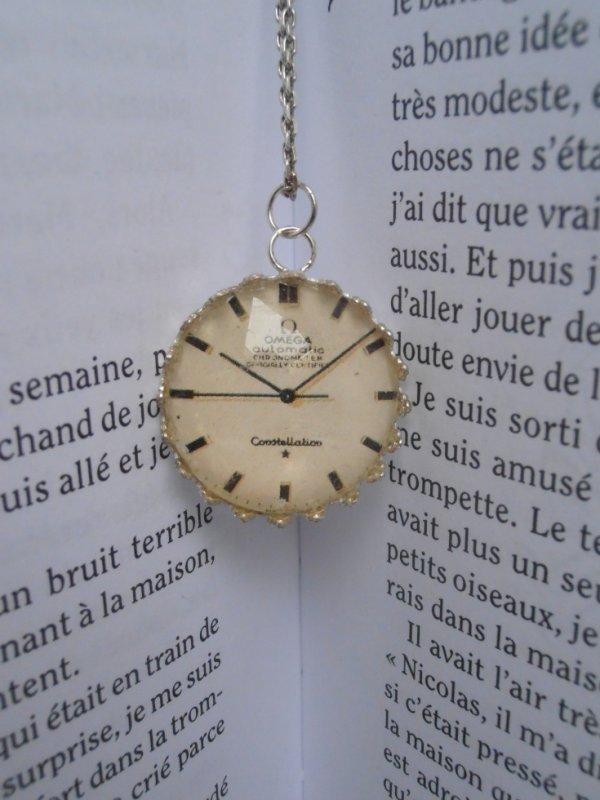 Cabochon,, quelle heure est-il?
