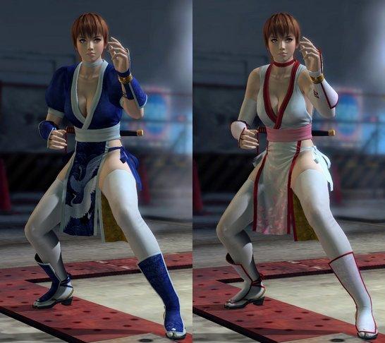 Costume Kasumi Dead Or Alive 5.