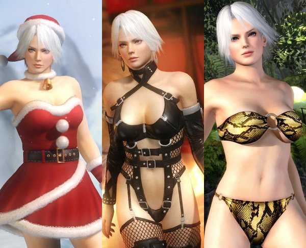 Costume Christie Dead Or Alive 5.