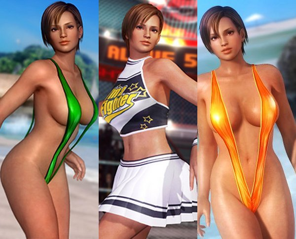 Costume Lisa/La Mariposa Dead Or Alive 5.