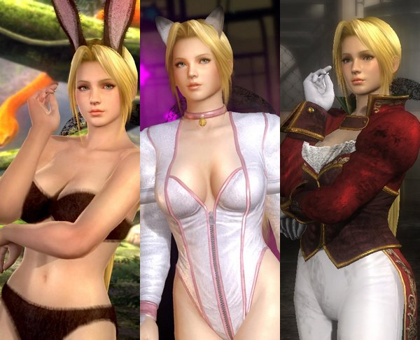 Costume Helena Dead Or Alive 5.