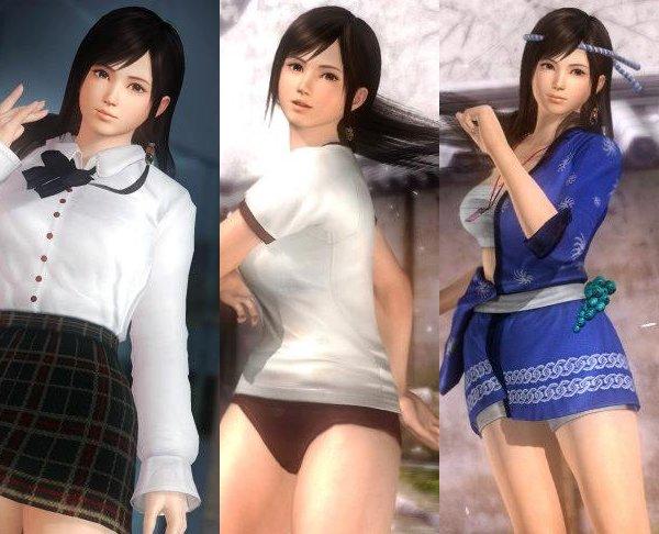 Costume Kokoro Dead Or Alive 5.