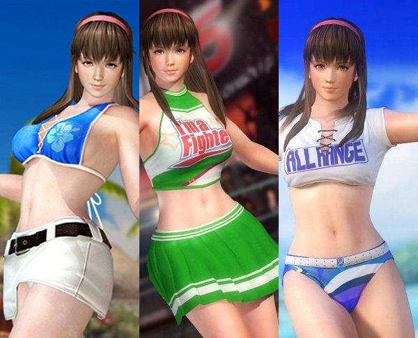 Costume Hitomi Dead Or Alive 5.