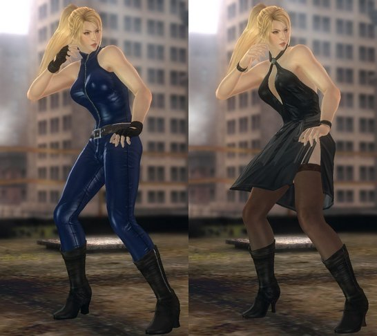 Costume Sarah Dead Or Alive 5.