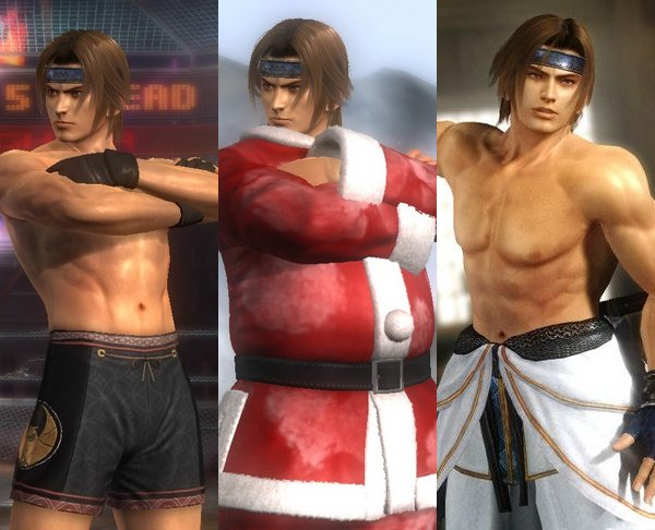 Costume Hayate Dead Or Alive 5.
