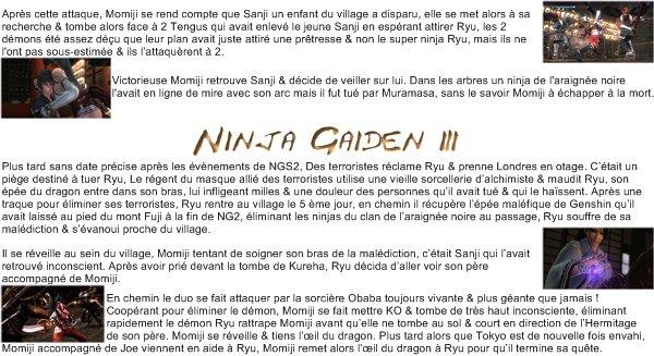 Biographie de Momiji.