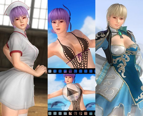 Costume Ayane Dead Or Alive 5 Ultimate.