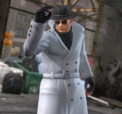 Costume Bayman Dead Or Alive 5 Ultimate.