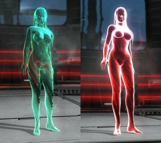 Costume Alpha-152 Dead Or Alive 5 Ultimate.