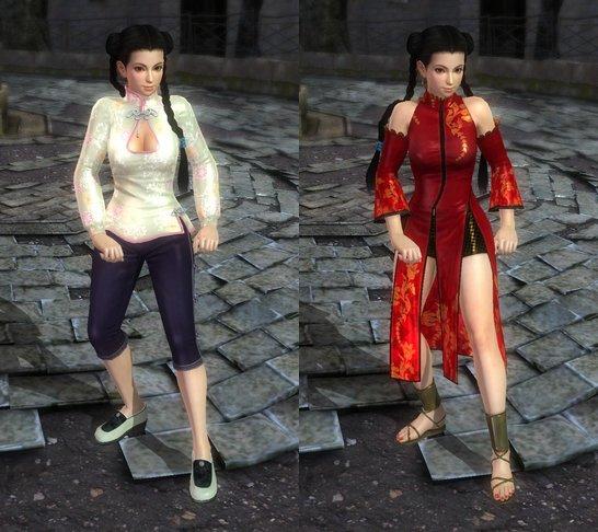Costume Pai Dead Or Alive 5 Ultimate.