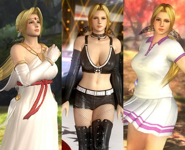 Costume Helena Dead Or Alive 5 Ultimate.