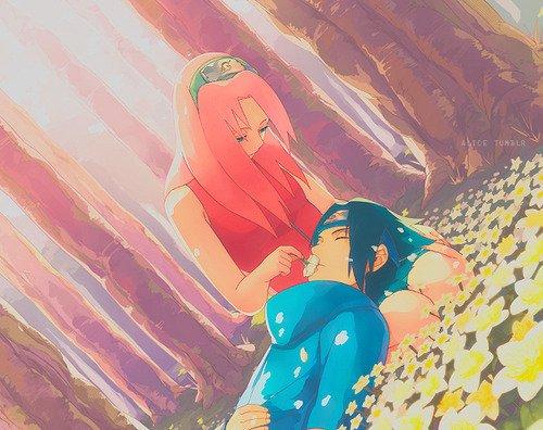 FICTION 1 : SasuSaku ♥