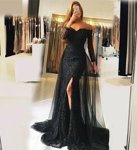 Glamour noir chic ♥