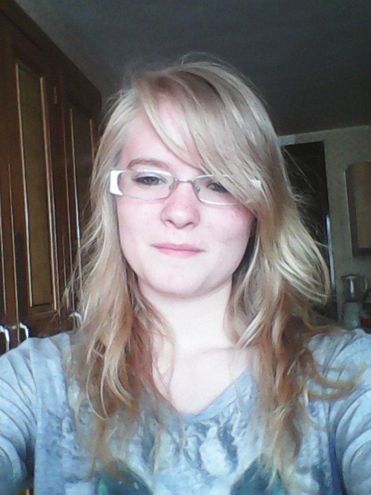 Moi sortent du coiffeur :)