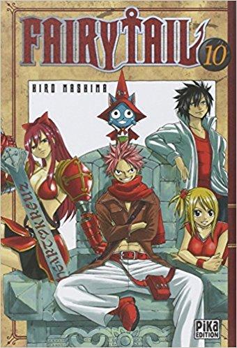 392 Fairytail -10- Hiro Mashima