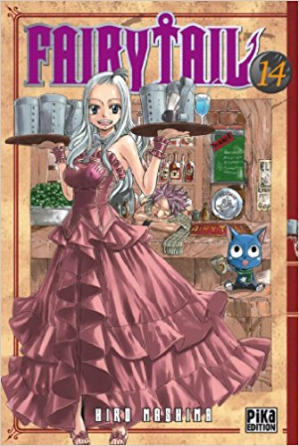 398 Fairytail -14- Hiro Mashima