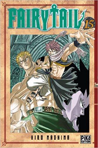 399 Fairytail -15- Hiro Mashima
