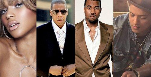 <<Lift Off>> Jay-Z & Kanye West Ft Beyoncé et Bruno Mars ?