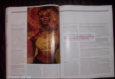© Billboard Magazine : Nouveaux Scans
