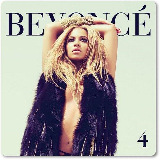 """© Beyoncé Cover de l'Album """"4"""" & la Datte de sortie"""