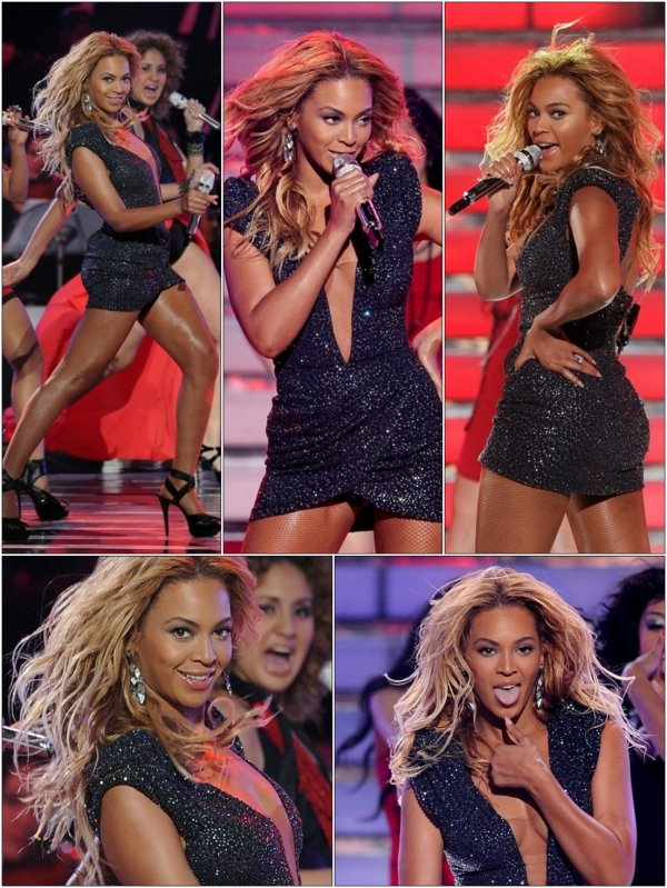 © Beyoncé : Crazy In Love - American Idol