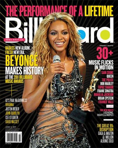 © Le nouveau single & Beyoncé en couverture du magazine Billboard (Juin)