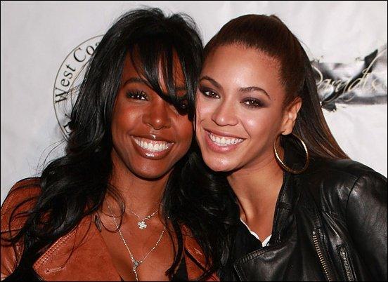 © Kelly Rowland parle de Beyoncé