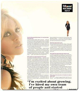 © Scans du magazine Billboard