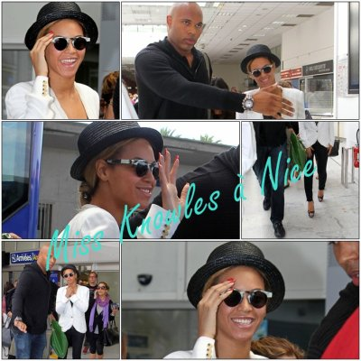 © Beyoncé Out & About : Nice !