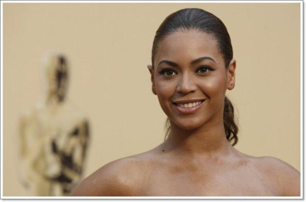 © Beyoncé, invitée de l'Oscar Academy