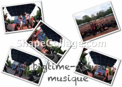 Photo May 22 et 25, 2011 - Kiss 95.7's Summer Kick Off Concert