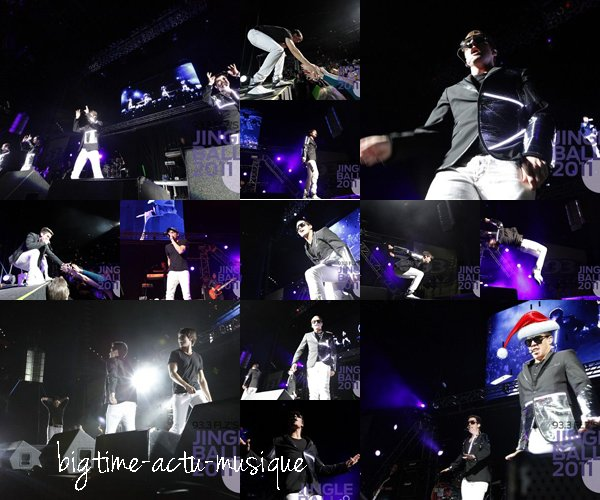Jingle ball 2011 tampa